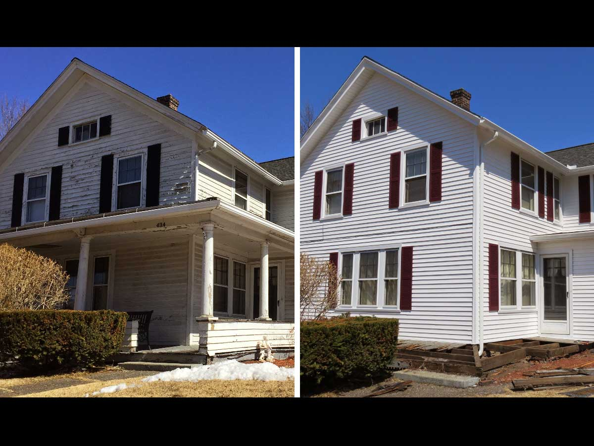 Before And After Portfolio Contracting Services In West
